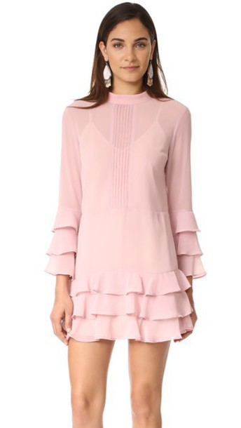 Endless Rose dress rose