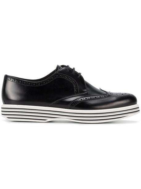 Church's brogue shoes women shoes leather black