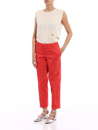 pants coral