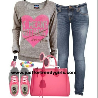 shoes pink shoes gray