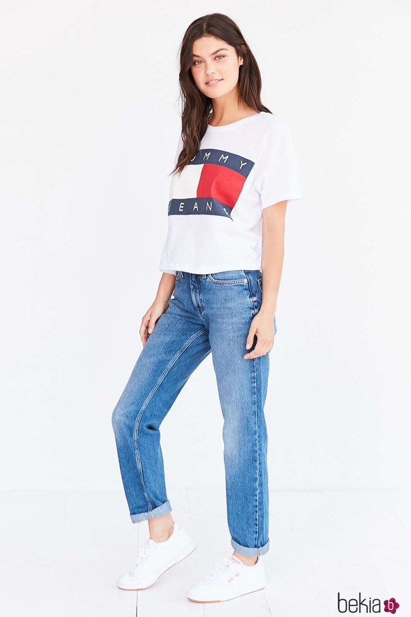 Tommy Jeans For Uo 90s Tee Urban Outfitters