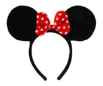 Amazon.com: Elope Minnie Ears Headband: Clothing