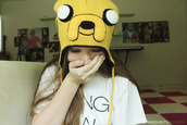 hat,adventure time