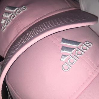 hat adidas pink