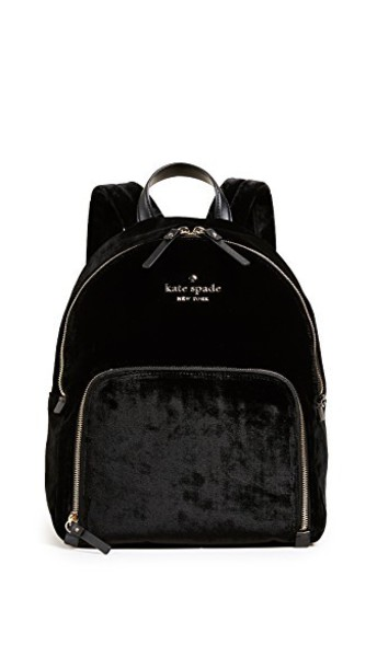 Kate Spade New York backpack black bag