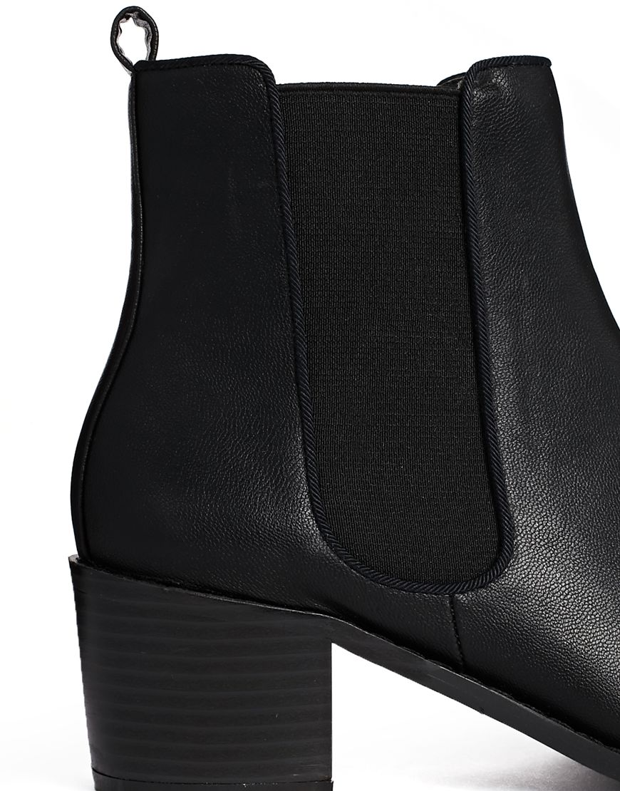 ASOS ROAR Chelsea Ankle Boots at asos.com