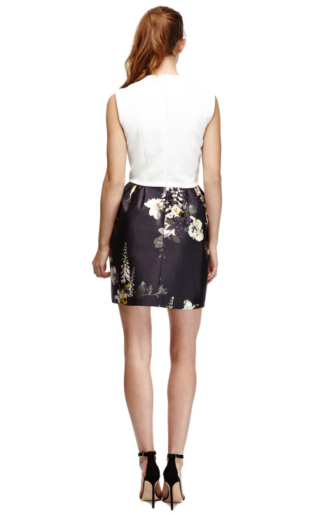 Vreeland Floral-Print Cotton-Blend Skirt by Ellery - Moda Operandi