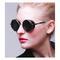 Unisex round side visor sunglasses - 7 colors