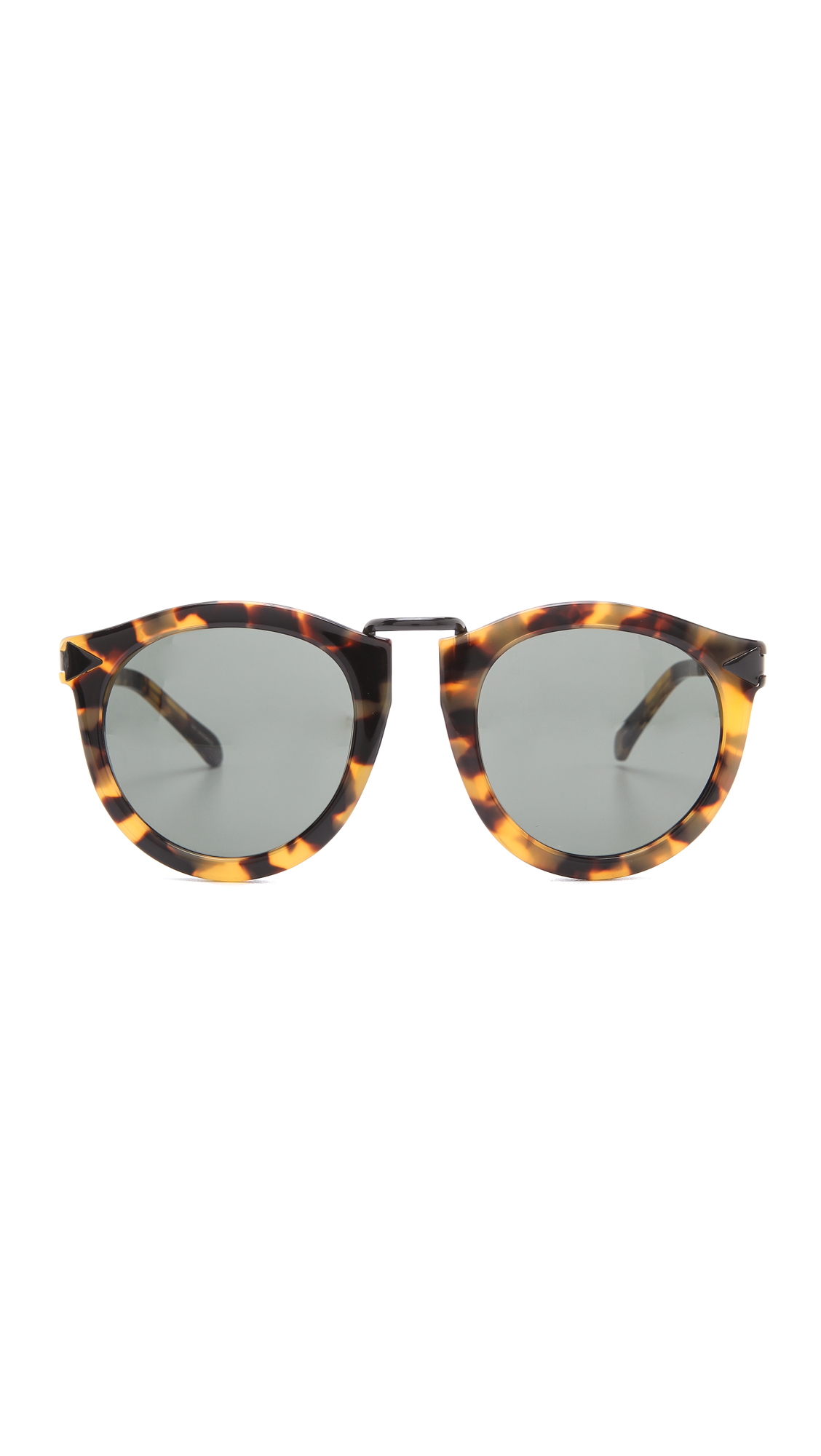 Karen Walker Harvest Sunglasses | SHOPBOP