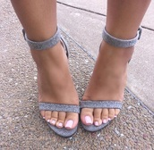 shoes,high heel sandals,grey
