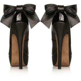 shoes high heels black heels black high heels bow black high heels black  high heels cute high heels unique black high heels black high heels with bows black heels with bows