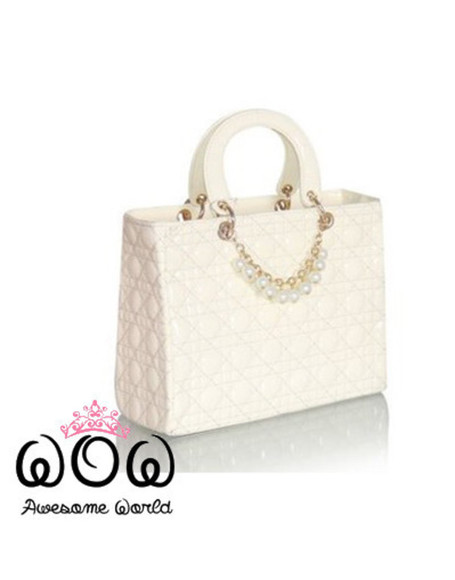 bag prada chanel dior ysl pearl trend luxury kardashians