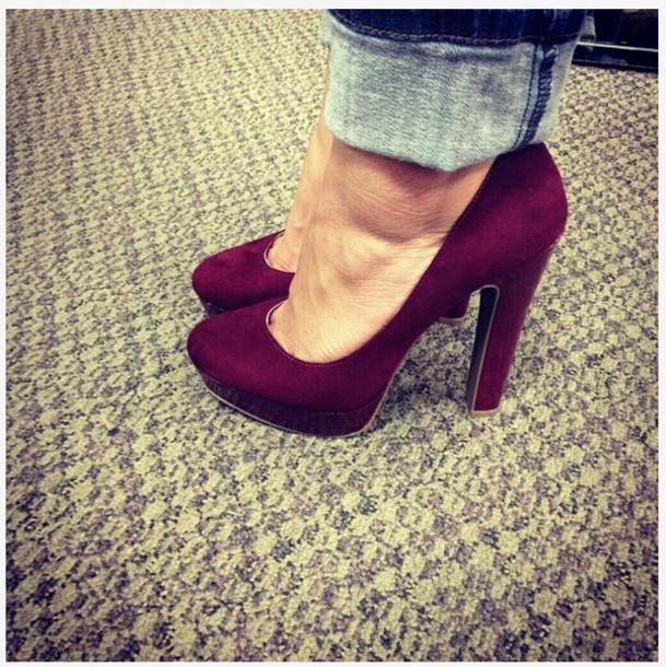 shoes oxfords burgundy burgundy