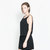 Zara New Black Open Back Dress Size s M | eBay