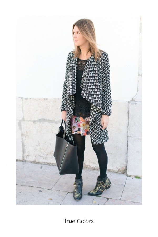 the working girl coat skirt bag shoes jewels t-shirt