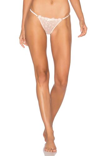 blush underwear
