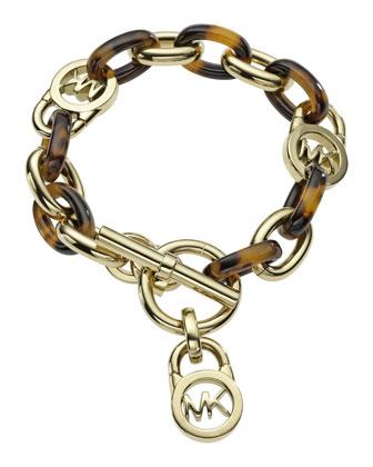 Michael Kors Toggle Link Bracelet - Michael Kors