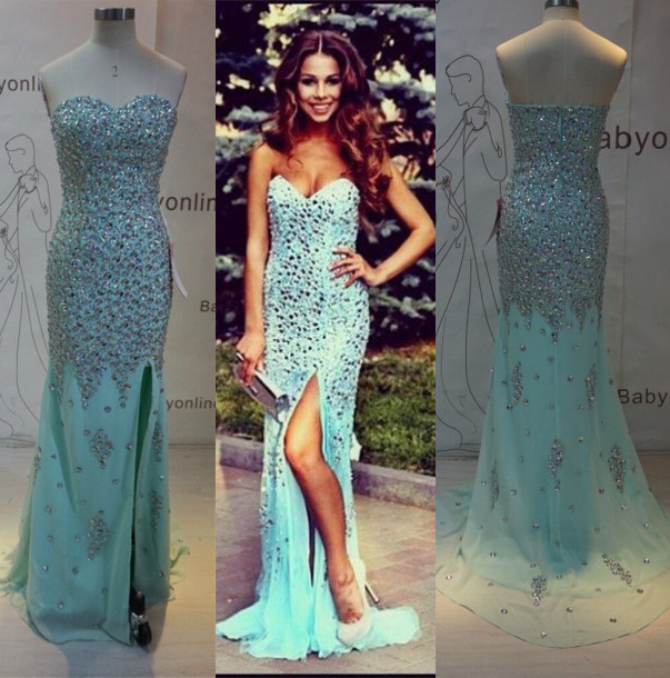 e9c6577918a Aliexpress.com   Buy 2015 Cinderella Movie Dress Blue Ball Gown Tulle Long Prom  Dresses Cosplay Custome ...