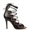 Lelie lace-up leather sandals