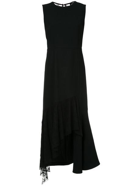 GOEN.J dress women cotton black