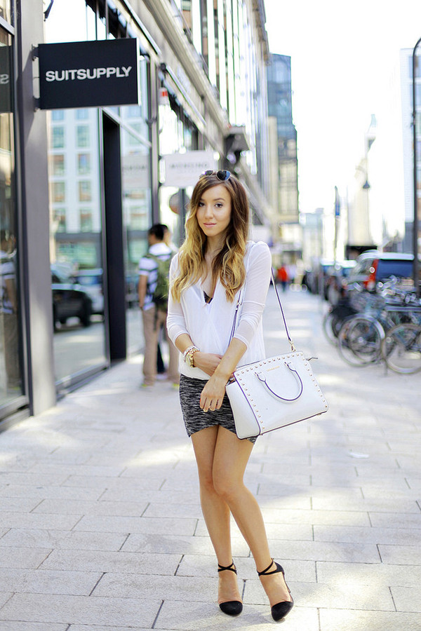 flirting with fashion skirt shoes bag jewels sunglasses
