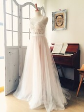 dress,prom,wedding dress,wedding,prom dress,white,wedding clothes,fabulous,bride,light,maxi,maxi dress,long,long dress,floor length dress,love,pretty,lace,lace dress,tulle dress,sleeveless,sleeveless dress,evening outfits,evening dress,long evening dress,long prom dress,chic,chiffon,cute,bridesmaid,dressofgirl,chiffon dress,princess wedding dresses,princess dress,modern,girly,girl,women