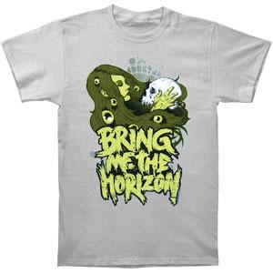 Bring Me The Horizon Hairballs Slim Fit T-shirt Rockabilia Music Merchandise