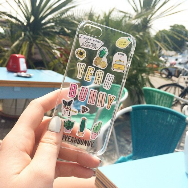 4548e178b2 phone cover yeah bunny stickers stickers 3d iphone stickers phone phonecase  case sticker skin