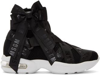 mesh high sneakers black black mesh shoes