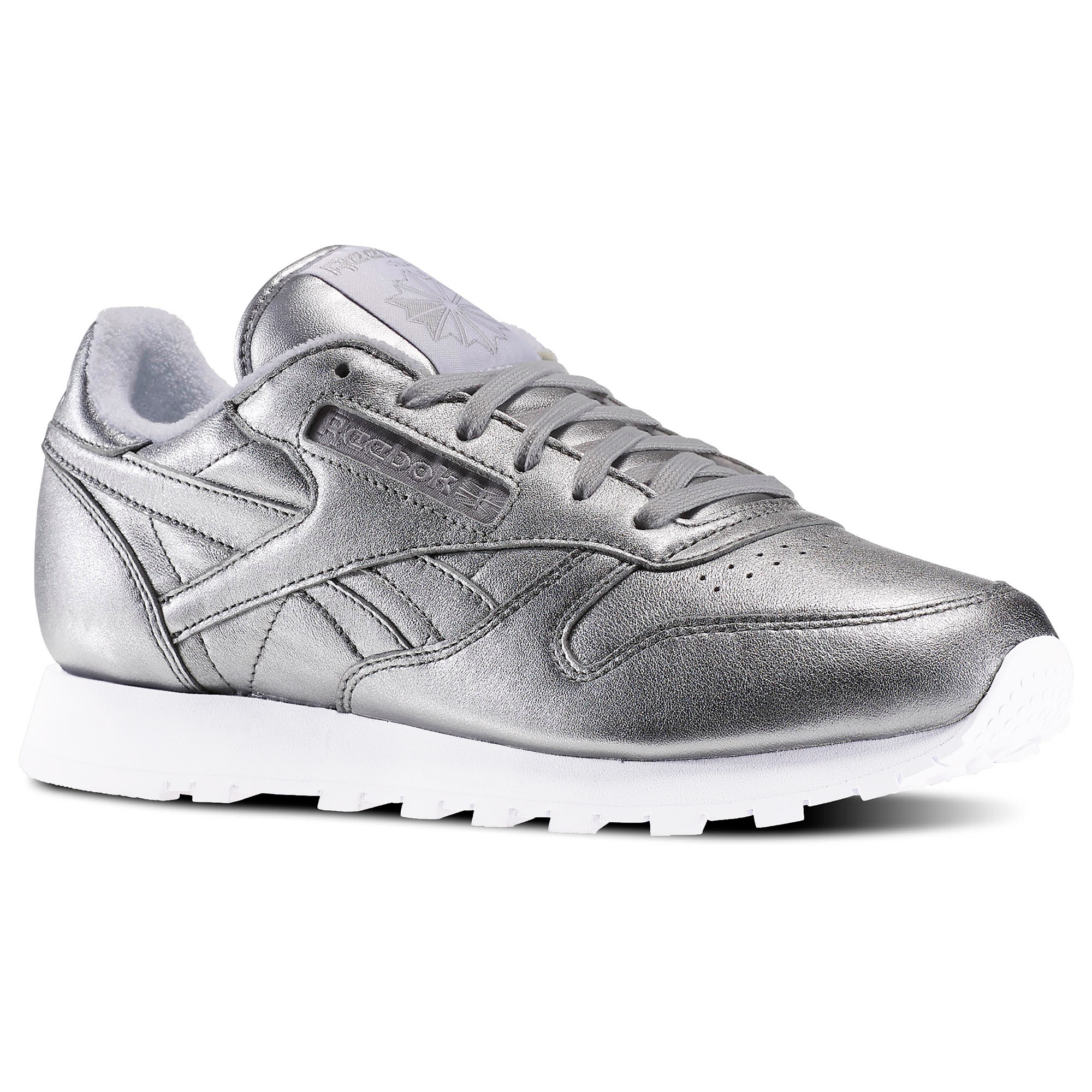 Reebok Classic Leather Metallic *Diamond*