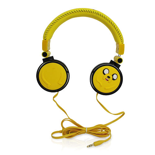 "Adventure Time Headphones - Jake -  JazWares, Inc  - Toys ""R"" Us"
