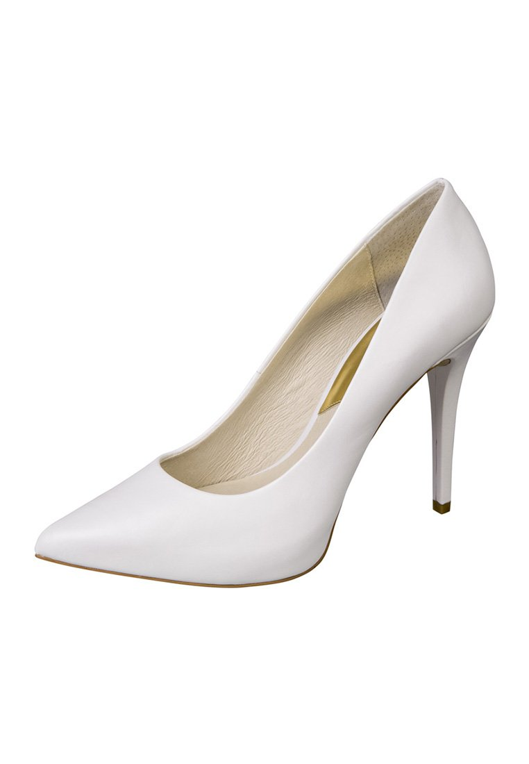 MICHAEL Michael Kors JOSELLE - High heels - white - Zalando.co.uk
