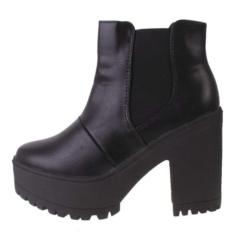 Megan cleated chelsea boot