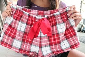 shorts pajamas