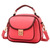 [grxjy5204198]Vintage Contrast Color Plum Lock Handbag Shoulder Bag Cross Body Bag