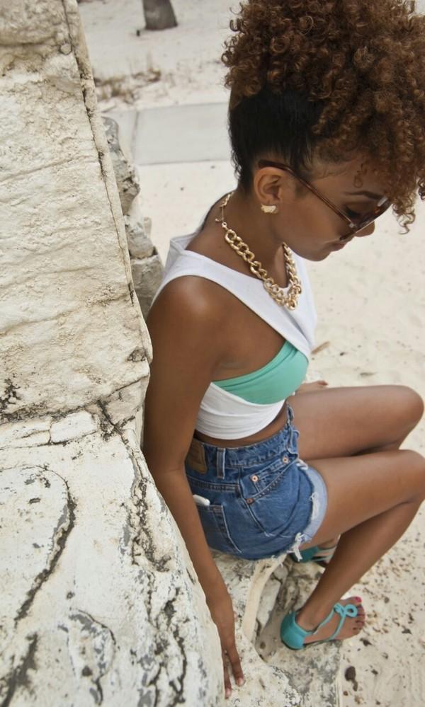 jewels gold jewelry sunglasses sandals