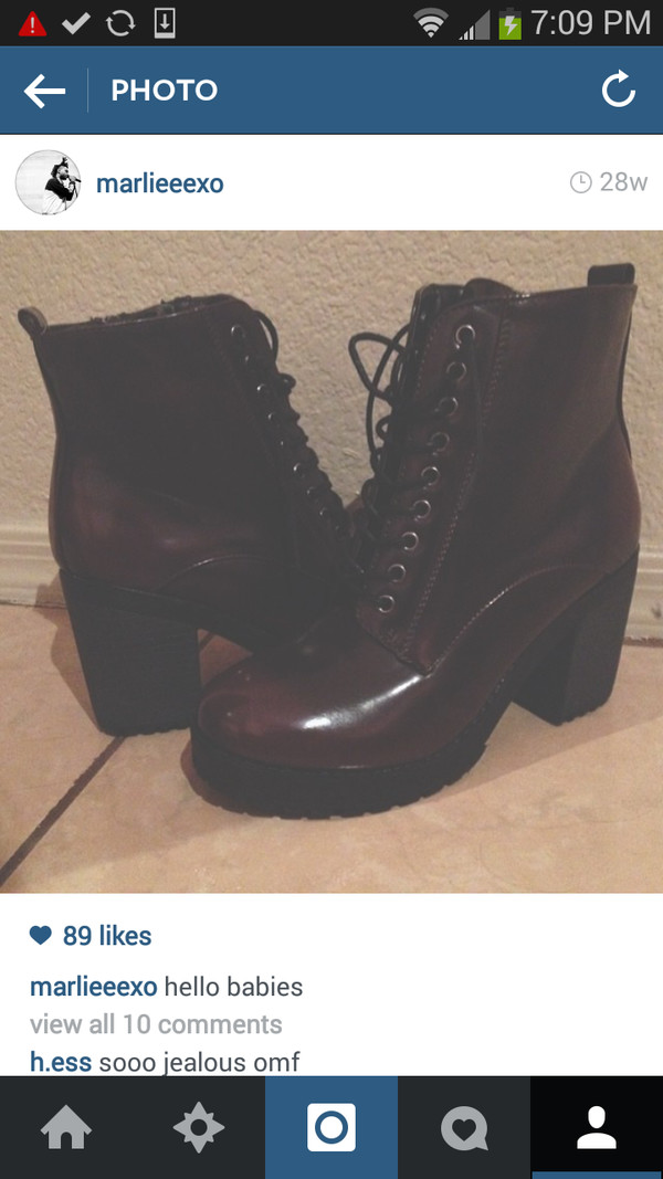 shoes indie boots high heels indie hipster soft grunge hippie spring vintage