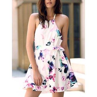 dress rose wholesale boho chic floral style