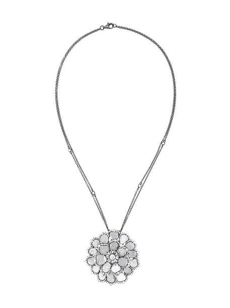 Saqqara women necklace gold grey jewels