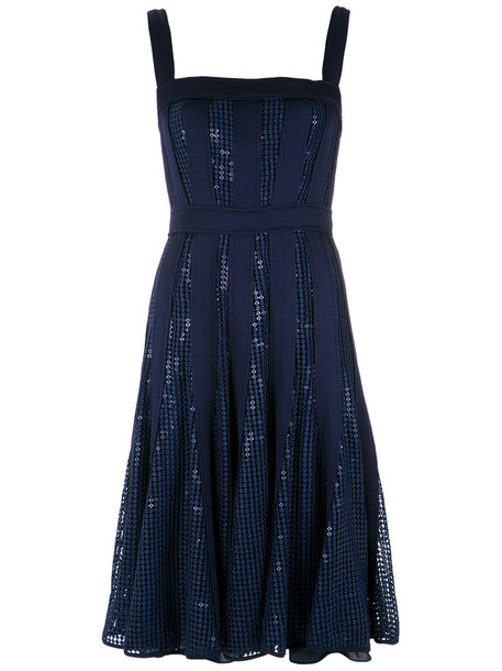 Reinaldo Lourenço dress women blue
