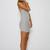 Stanza Dress - Grey