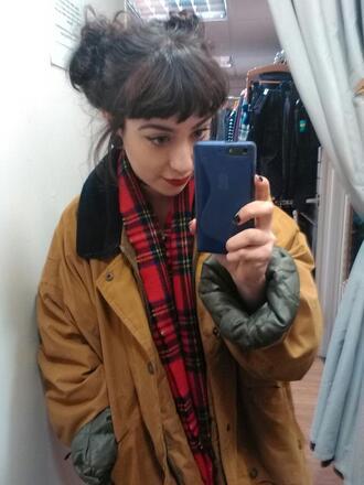 jacket unisex grunge skater second hand oversized