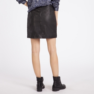 Leather Mini Skirt | Skirts | Comptoir des Cotonniers