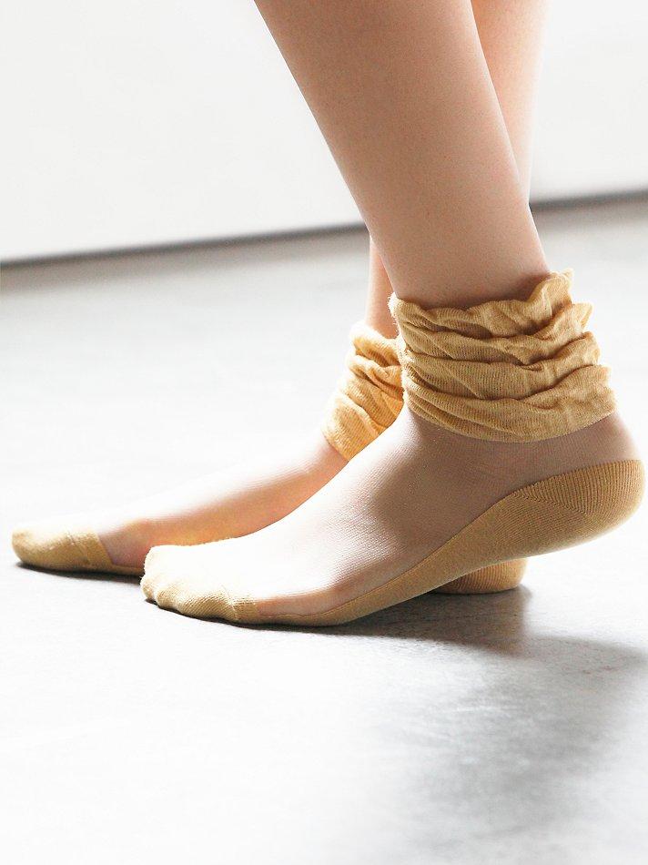 Free people singsong ankle sock