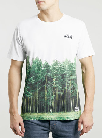Thfkdlf forest t shirt branded t shirts and vests for Rainforest t shirt fundraiser
