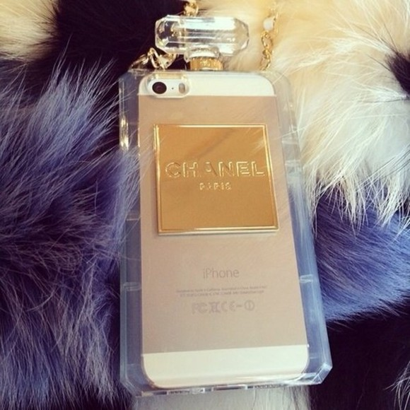 jewels iphone 5 iphone 5 case iphone chanel perfume amazing girly