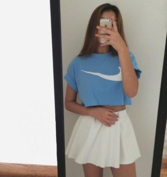shirt nike blue t-shirt blue shirt hat home accessory