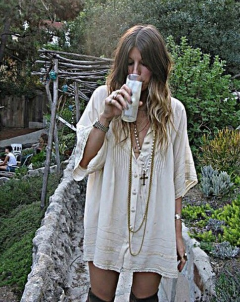8786d3faf6 dress cream boho dress shirt shirt boho top blouse bohemian top bohemian  blouse white summer summer