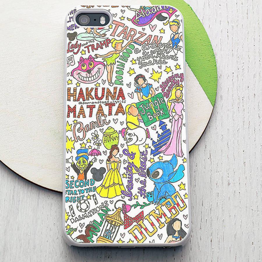 Disney Princess Collage Phone Cases - iPhone 4 4S iPhone 5 ...  Disney Princess...