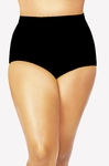 High Waisted Bikini Briefs MonifC